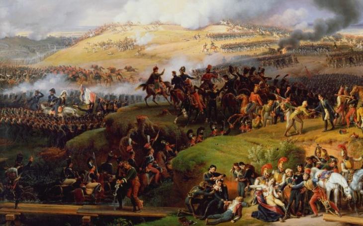 Nejkrvavější bitva napoleonských válek - Napoleonovi jeho Pyrrhovo vítězství u Borodina ke cti neslouží