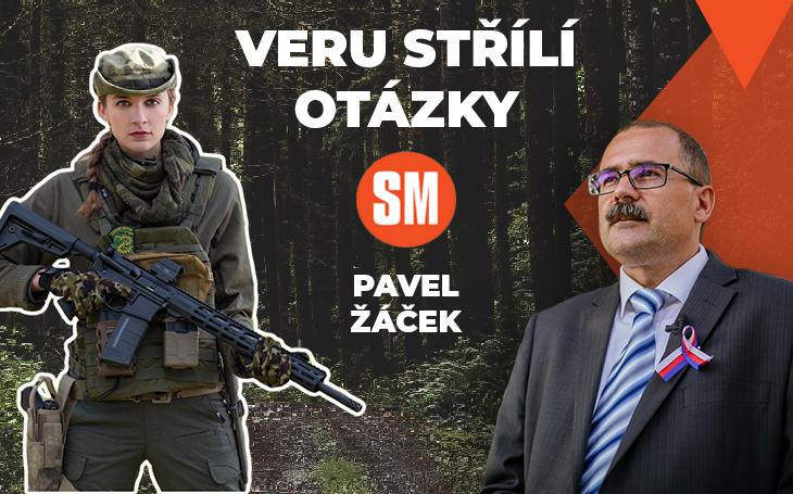 VERU STŘÍLÍ OTÁZKY: Armádní akvizice je třeba dostat pod kontrolu a koordinovat je v rámci NATO, říká poslanec Žáček