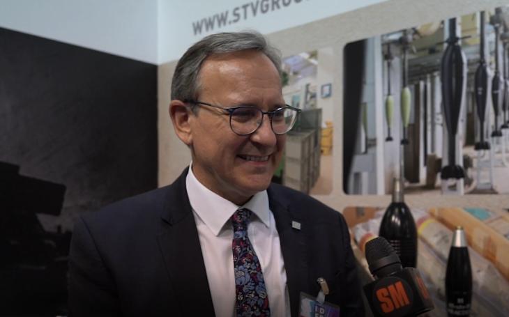 IDEB 2021: Rozhovor s Business Development Directorem společnosti STV Group Jiřím Škrabalem