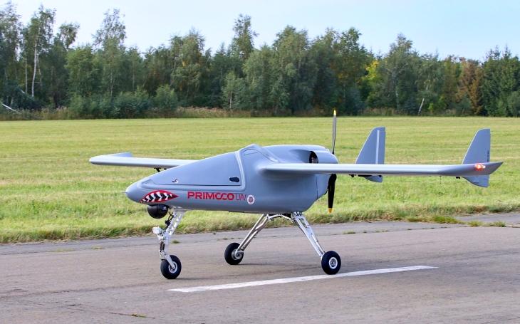 Testování českého bezpilotního letounu Primoco UAV One 150 pro potřeby Armády ČR