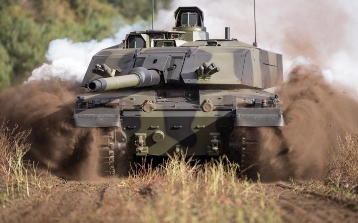 Challenger 3 - demonstrátor nejmodernějšího tanku pro britskou armádu - bude stačit na Armatu?