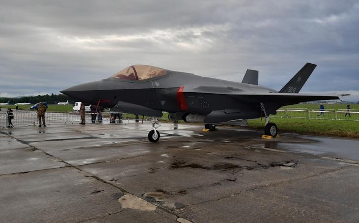 Dny NATO 2021 úspěšně skončeny: &quote;Nemůžete bojovat s tím, co nevidíte,&quote; řekl viceprezident Lockheed Martin