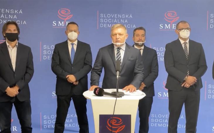 Slovenský expremiér Fico varuje Českou republiku před justiční zvůlí. Mementem je kauza CASA