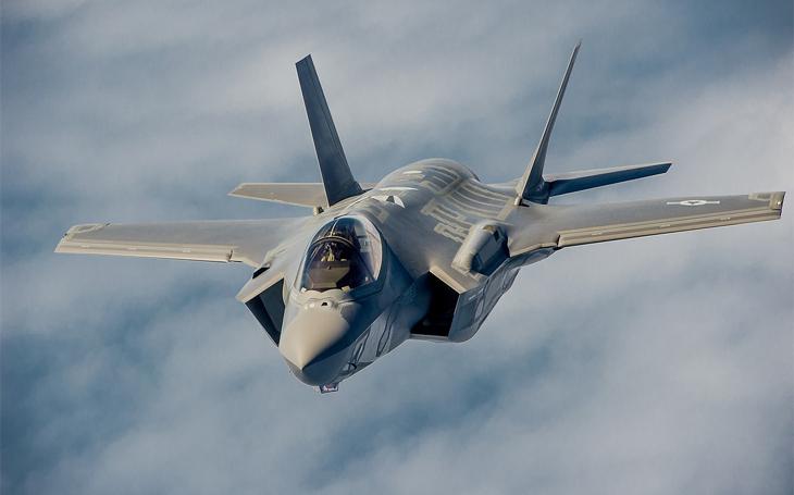 F-35A Lightning II amerického letectva míří do Evropy – budou umístěné na základně RAF Lakenheath od prosince