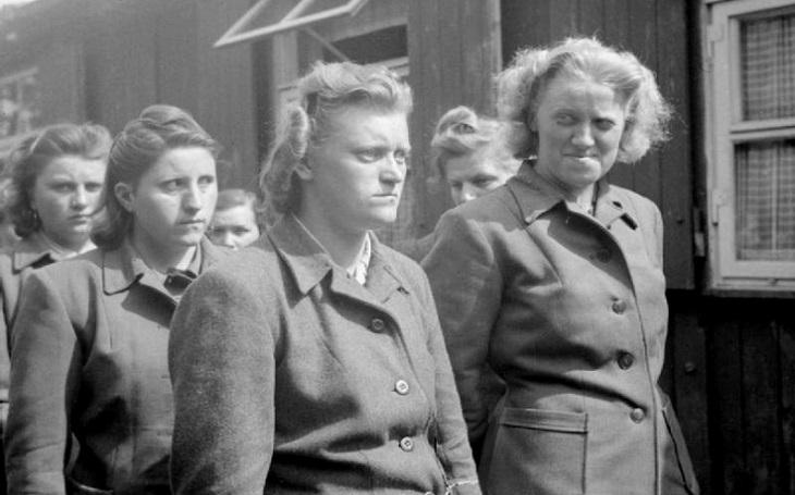 Hitlerova sadistka Herta Bothe: Na vězeňkyně si chystala tyč, ,,nepohrdla&quote; ani pistolí