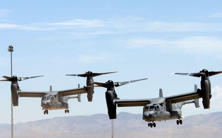 Společnost Bell Boeing zahájila práce na vylepšení gondoly konvertoplánu CV-22 Vzdušných sil