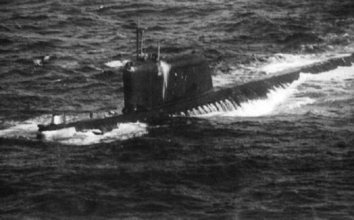 Prokletá sovětská jaderná ponorka K-19 byla námořníky přezdívána plovoucí Hirošima