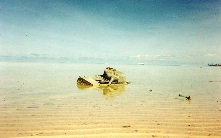 Bitva o Tarawu: V ,,pacifickém mlýnku na maso&quote; pomohly Američanům tanky Sherman