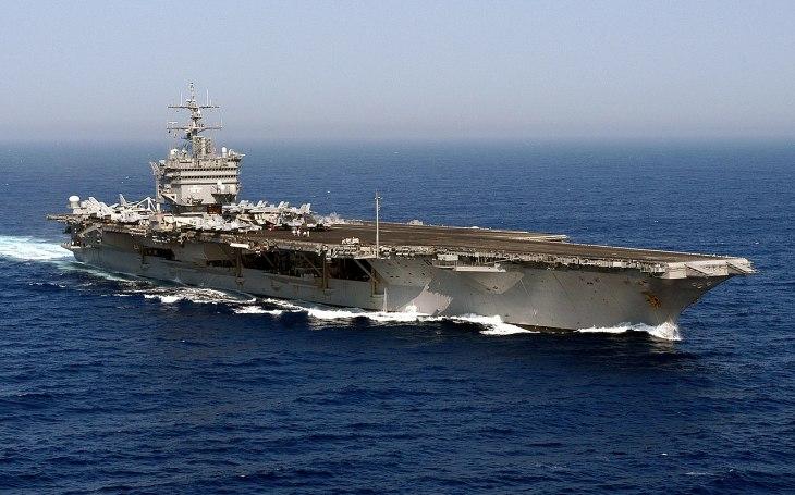 USS Enterprise - Nejtěžší a nejdelší. Americká letadlová loď, která byla skoro 60 let ve službě