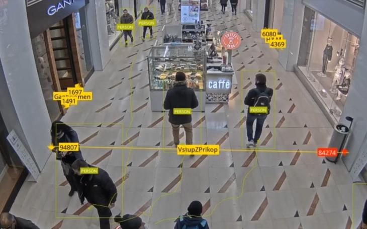 Zájem klientů bezpečnostních agentur dostávat data o návštěvnosti objektů významně roste