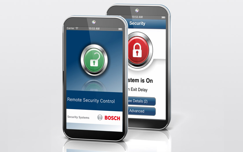 Bosch Remote Control Security i pro Android
