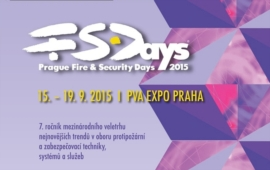 PRAGUE FIRE & SECURITY DAYS 2015