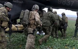 Video: Výcvik Czech Special Forces Reserves