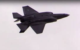 Video: F-35  na Planes of Fame Airshow - něco je jinak
