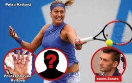 Zatčení myslivce, který údajně přepadl a pořezal tenistku Kvitovou, budí velké rozpaky. Je to opravdu on, nebo mají nepravého?