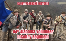 Kluby vojenské historie - 44th Alabama Volunteer Infantry Regiment