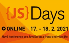 Nová konference JavaScript Days