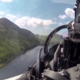 Video: Typhoon prolétá kaňony Mach Loop
